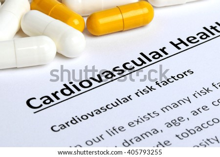 Drugs for cardiovascular disease