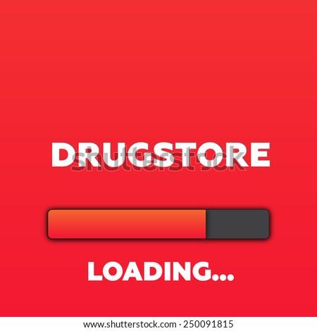 DRUGSTORE - stock photo