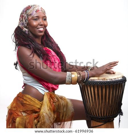 Drummer - stock photo