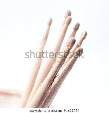 Drumstick - stock photo