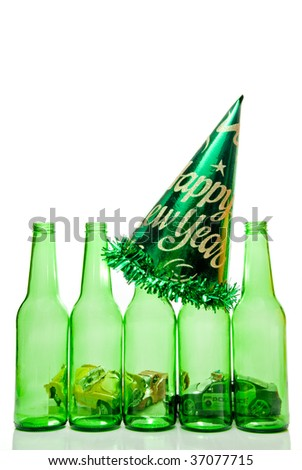 Drunk Driving Concept - stock photo