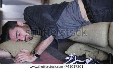 Passed Out Drunk Stock Images Royalty Free Images