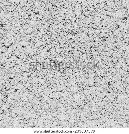 dry cement texture - stock photo