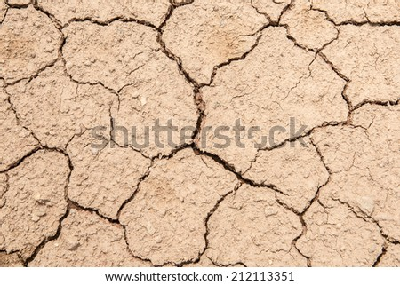 Cracked earth stock photo 240606892 shutterstock dry cracked earth as background or texture sciox Images