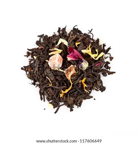 Dry Tea - stock photo