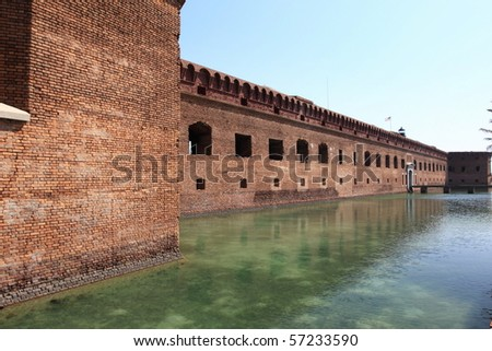Dry Tortugas National Park - stock photo