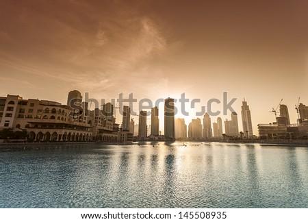 Dubai  - stock photo