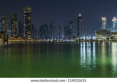 Dubai ,UAE - stock photo