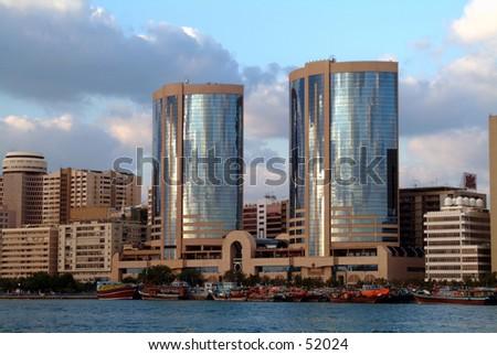 Dubai, UAE  - stock photo