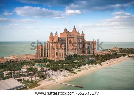 Atlantis stock images royalty free images vectors for Top hotels in dubai 2016