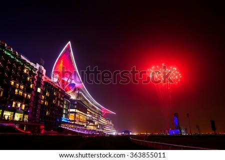 Meydan stock images royalty free images vectors for Hotel bajo el mar dubai