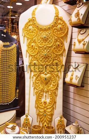 Dubai Uae March 31 Gold Stock Shutterstock