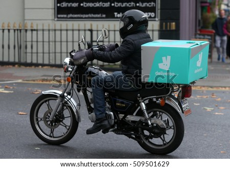 DUBLIN, IRELAND - 03/11/2016