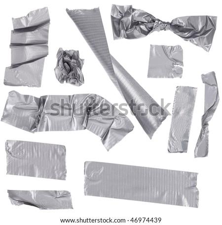 Duct Masking Tape - stock photo