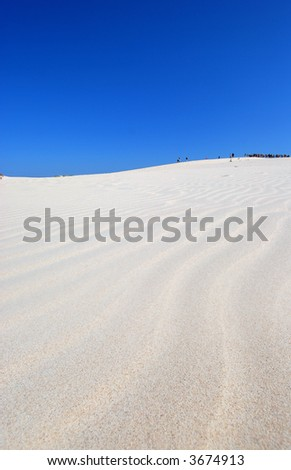 Dune in Leba, Poland