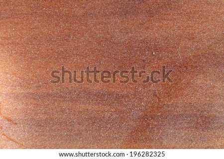 dust on the wood furniture - stock photo