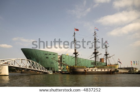 Dutch tall ship 3