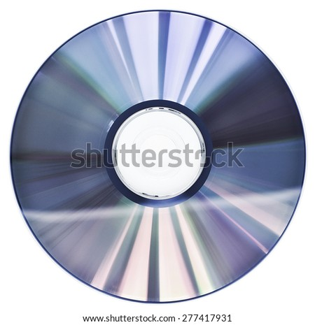 dvd - cd  - stock photo
