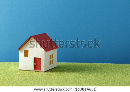 Dwelling environment - stock photo
