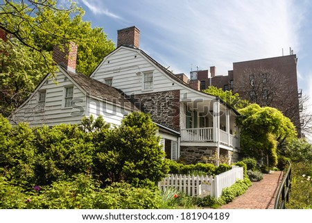 Dyckman Farmhouse - Oldest Farmhouse in New York City