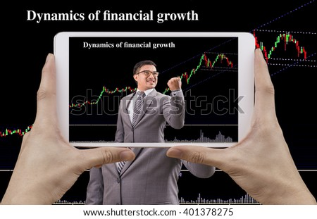 Dynamics of financial growth