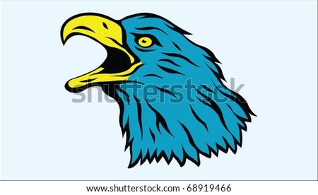 Eagle - stock photo