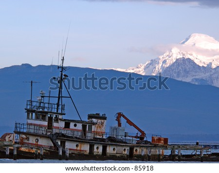 Eagles Rest - stock photo
