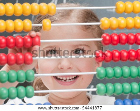 Early education - stock photo