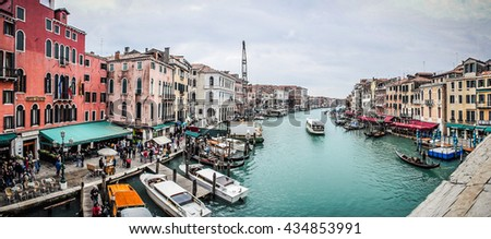 Early Spring in Venice