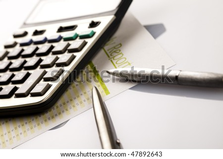 Earning! - stock photo
