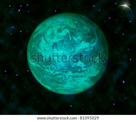 Earth - stock photo
