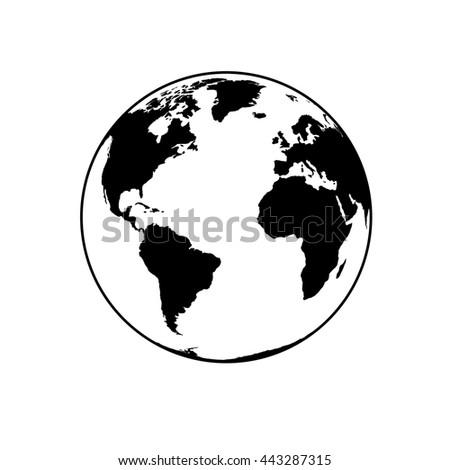 Earth, Earth Icon,  Earth Icon Flat, Earth Icon Sign, Earth Icon App, Earth Icon UI, Earth Icon Art, Earth Icon Logo, Earth Icon Web, Earth Icon JPG, Earth Icon JPEG - stock photo