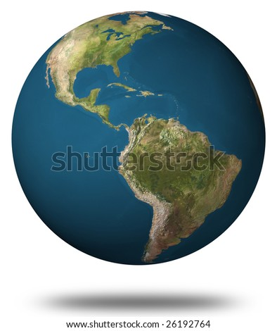 earth map australia
