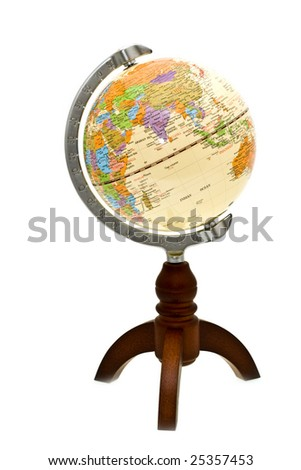 earthly marble - stock photo