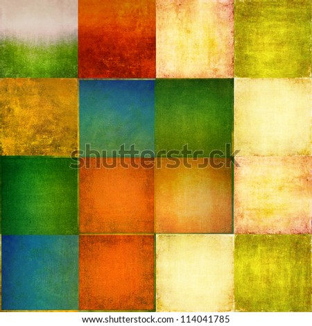 earthy background and design element - stock photo