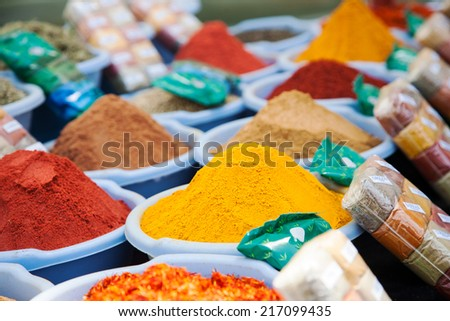 East spices