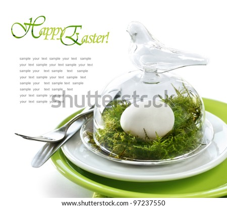 Easter Time - stock photo