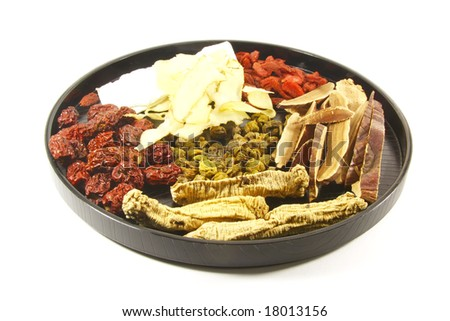 Eastern Holistic Medicine Alternatives For Increasing Your Health - stock photo