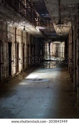Eastern State Penitentiary in Philadelphia PA