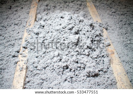 paper concrete floors floor insulation stock images royalty free images vectors