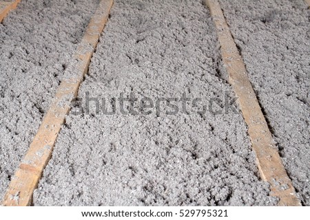 Cellulose stock images royalty free images vectors for Eco friendly house insulation