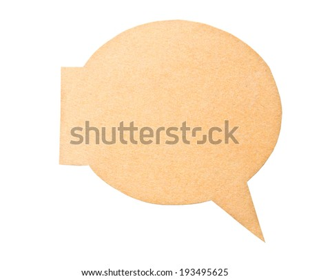 Eco friendly label.  isolated on white background, clipping path. - stock photo