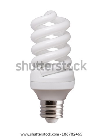 Eco Friendly Light Bulb - stock photo