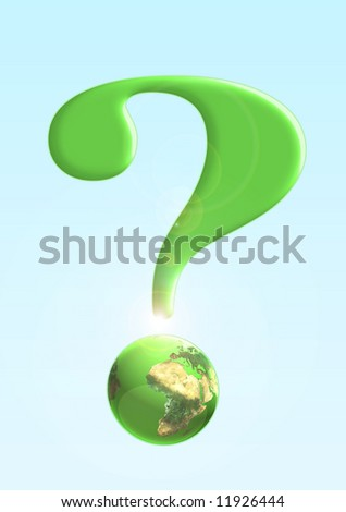 Eco Future - stock photo