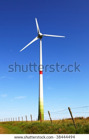Ecological action for the environment - stock photo