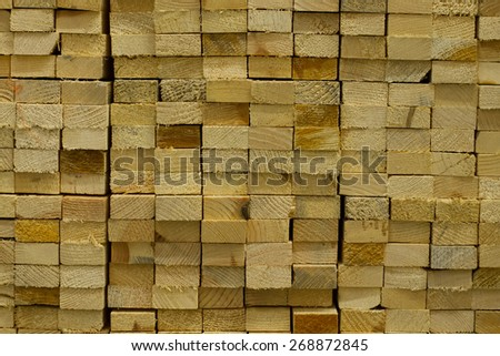 Ecological Wood Background Texture Pattern - stock photo
