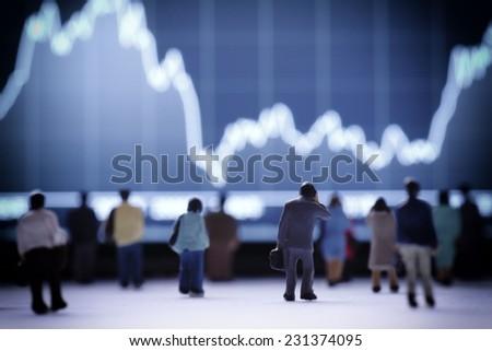Economic prices - stock photo