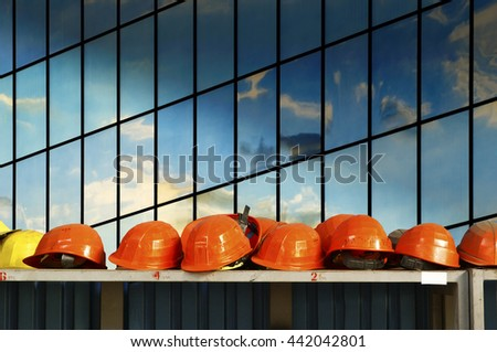 Economy crisis recession industrial business - stock photo