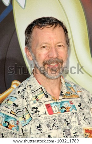 "Ed Catmull at the ""The Princess And The Frog"" World Premiere, Walt Disney Studios, Burbank, CA. 11-15-09 - stock photo"