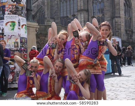 Edinburgh Festival Stock Images, Royalty-Free Images ...